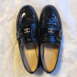 シャネル(CHANEL)のマロりん様専用ページです。シャネル パンプス ローファー ブラック(ローファー/革靴)