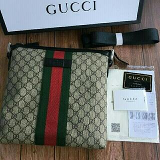 グッチ(Gucci)のGucci メッセンジャーバッグ ショルダーバッグ(メッセンジャーバッグ)
