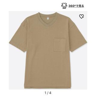ユニクロ(UNIQLO)のユニクロ メンズ s ビックシルエットポケットT(シャツ)