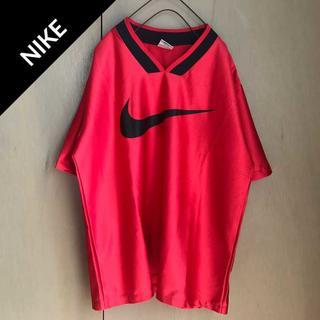 ナイキ(NIKE)のナイキ 【90s】 ビッグロゴゲームシャツ(Tシャツ/カットソー(半袖/袖なし))