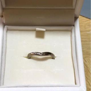 ヨンドシー(4℃)の4℃ リング 指輪 ピンクシルバー(リング(指輪))