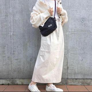 カスタネ(Kastane)のkastane 配色ステッチジャンスカ(その他)