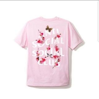 アンチ(ANTI)のassc Tシャツ kkoch ピンク Lサイズ(Tシャツ/カットソー(半袖/袖なし))