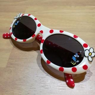 ディズニー(Disney)の子供用 サングラス ミニーちゃん ディズニー 女の子用(サングラス)
