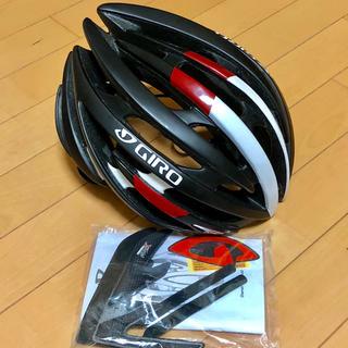 ジロ(GIRO)の金剛禅777さま専用  GIRO AEON ヘルメット Mサイズ 美品 (ウエア)