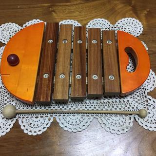 ボーネルンド(BorneLund)の専用出品 ボーネルンド お魚シロフォン ベビーシロフォン(楽器のおもちゃ)