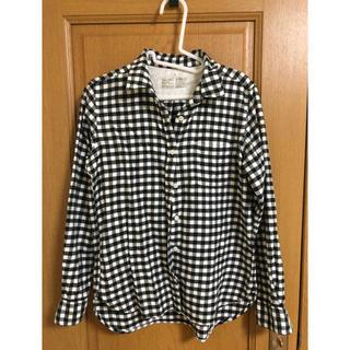 ムジルシリョウヒン(MUJI (無印良品))の無印良品 フランネルシャツ(シャツ/ブラウス(長袖/七分))