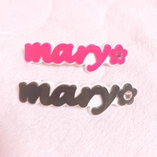 マリークワント(MARY QUANT)のマリクワ  バレッタ(ヘアピン)