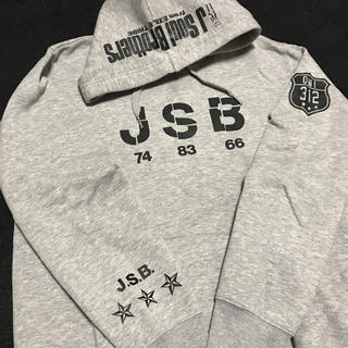 サンダイメジェイソウルブラザーズ(三代目 J Soul Brothers)の値下げ!三代目J Soul Brothers オリジナルパーカー(ミュージシャン)