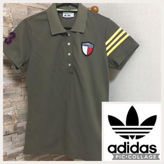 アディダス(adidas)のアディダス ☆ ポロシャツ(ポロシャツ)