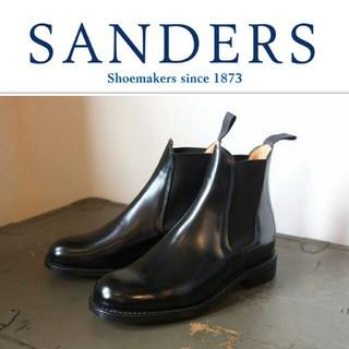 サンダース(SANDERS)の新品 定価6万円 サンダース チェルシーブーツ エンダースキーマ(ブーツ)