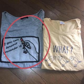 シマムラ(しまむら)のろん☆様専用(Tシャツ(半袖/袖なし))