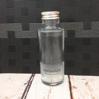 ハーバリウムボトル 半透明シール10枚(各種パーツ)