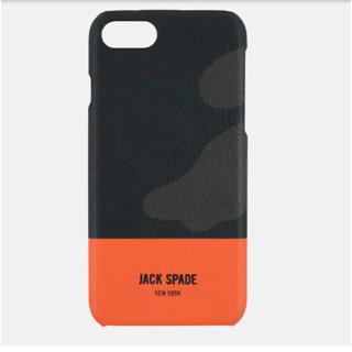 ジャックスペード(JACK SPADE)の大人気今売れてます iphone 7 dipped camo snap case(iPhoneケース)