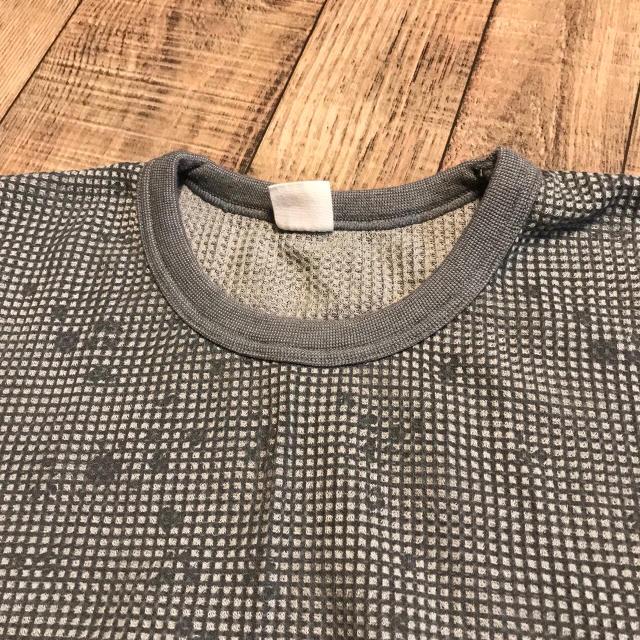 Hanes(ヘインズ)のヘインズ  ワッフル  ロンT   メンズ メンズのトップス(Tシャツ/カットソー(七分/長袖))の商品写真