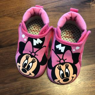 ディズニー(Disney)のミニーちゃん🎀靴  12.0cm(スニーカー)