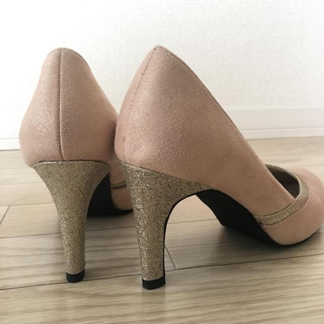 ORiental TRaffic(オリエンタルトラフィック)のスエードパンプス レディースの靴/シューズ(ハイヒール/パンプス)の商品写真