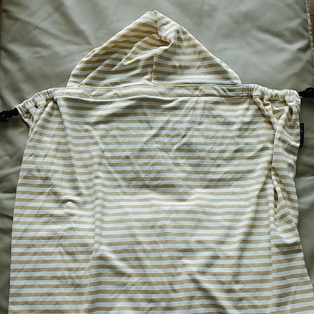 Huguenot(ユグノー)の熱遮断ケープ キッズ/ベビー/マタニティの外出/移動用品(その他)の商品写真