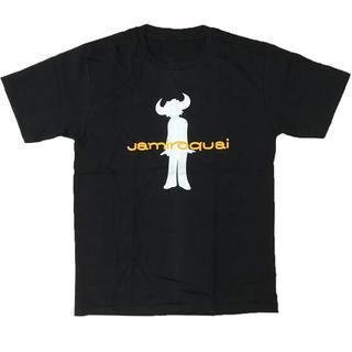 jamiroquai/ジャミロクワイ プリントTシャツ ブラック Sサイズ(Tシャツ(半袖/袖なし))
