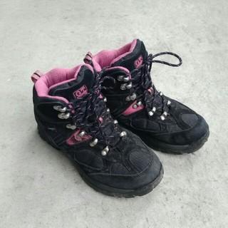 ジーティーホーキンス(G.T. HAWKINS)の登山靴 ホーキンス ブラック(登山用品)