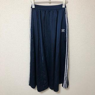 アディダス(adidas)の【adidas beauty&youth】ロングスカート(ロングスカート)