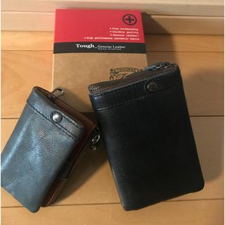 タフ(TOUGH)のtough タフ / 2つ折り財布、キーケース セット 未使用(折り財布)