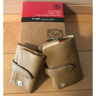 タフ(TOUGH)のtough タフ / 3つ折り財布、キーケース セット 未使用(折り財布)