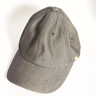 カシラ(CA4LA)のCA4LA カシラ キャップ 帽子 グレー(キャップ)