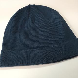 ムジルシリョウヒン(MUJI (無印良品))の無印良品 ニットワッチ ニット帽(ニット帽/ビーニー)
