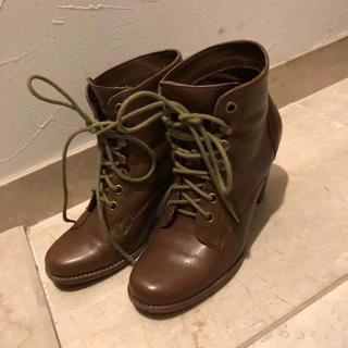 ジェフリーキャンベル(JEFFREY CAMPBELL)のジェフリーキャンベル ショートブーツ(ブーツ)