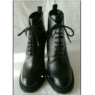 デレクラム(DEREK LAM)のデレクラム ブーツ 24.5cm(ブーツ)