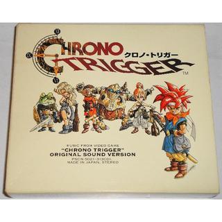 スクウェアエニックス(SQUARE ENIX)のCD クロノ・トリガー オリジナルサウンドヴァージョン 箱付 光田康典 サントラ(ゲーム音楽)