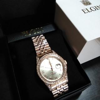 エルジン(ELGIN)のELGINレディース時計(腕時計(アナログ))