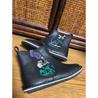 カンペール(CAMPER)の《Azul様専用》CAMPER お子様用ブーツ 17cm(ブーツ)