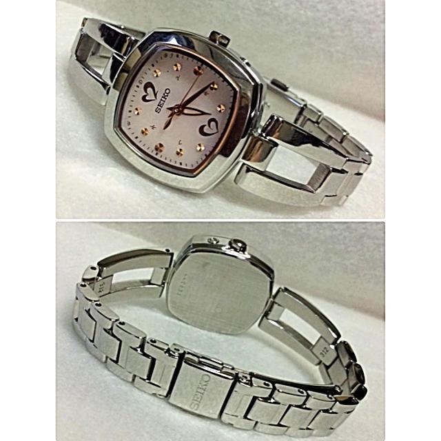b96f3f0e51 SEIKO - 美品‼️SEIKO TISSE (セイコー・ティセ)電波ソーラー 腕時計の ...