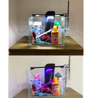 アクアデザインアマノ(Aqua Design Amano)の【用品詰め込み】水槽セット(アクアリウム)