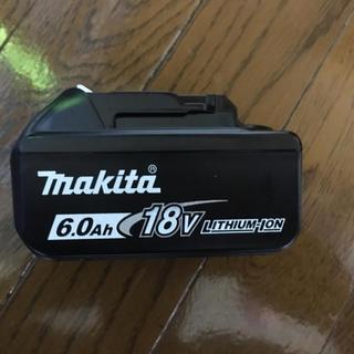 マキタ(Makita)のマキタ  バッテリー 18v(バッテリー/充電器)