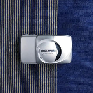オリンパス(OLYMPUS)の《撮影可能》OLYMPUS μ-ZOOM 140(フィルムカメラ)