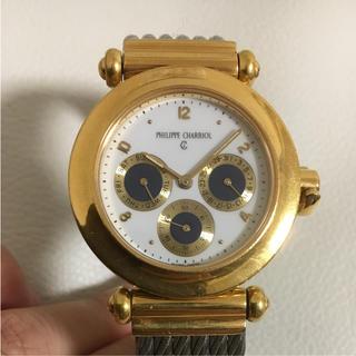 シャリオール(CHARRIOL)のフィリップ シャリオール 腕時計 Watch ゴールド 金 セイコー 好きにも(腕時計(アナログ))
