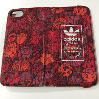 アディダス(adidas)のスマホケース iPhone7 アディダス(iPhoneケース)