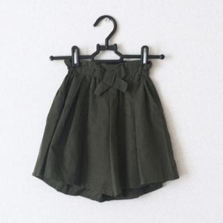 シマムラ(しまむら)の*しまむら*スカーチョ ガウチョパンツ 新品 未使用(スカート)
