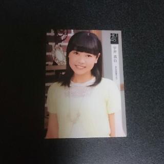 エイチケーティーフォーティーエイト(HKT48)のHKT48 宇井真白 2013 トレカ R086N(アイドルグッズ)