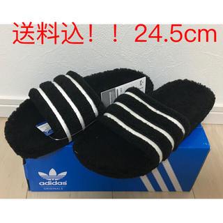 アディダス(adidas)の24.5 adidas ADILETTE W アディダス アディレッタ オリジナ(サンダル)