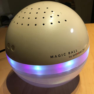 アンティックバティック(Antik batik)のマジックボール MAGIC BALL anti +bac2k(空気清浄器)