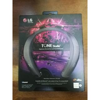 エルジーエレクトロニクス(LG Electronics)のLG TONE STUDIO HBS-W120(ヘッドフォン/イヤフォン)