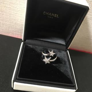 シャネル(CHANEL)のシャネル♡レア!コメットリング ダイヤ 指輪(リング(指輪))