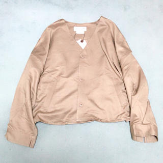 チャオパニックティピー(CIAOPANIC TYPY)のジャケット(ノーカラージャケット)