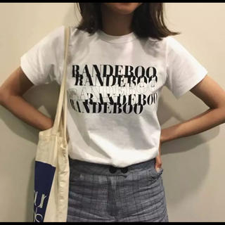 ロキエ(Lochie)のrandeboo t-shirt Tシャツ 完売品!(Tシャツ/カットソー(半袖/袖なし))