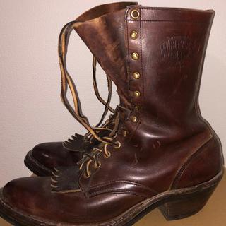ウエスコ(Wesco)のWhite's Boots スモークジャンパー 10インチ us11(ブーツ)