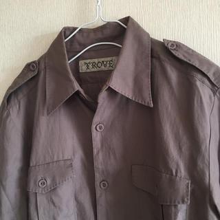 トローヴ(TROVE)のTROVE 七分袖 シャツ(シャツ)